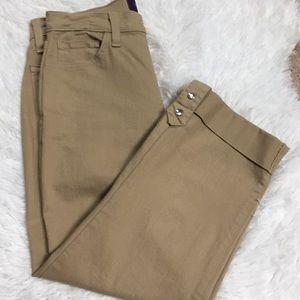 NYDJ Crop Jeans